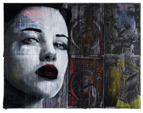 Black Betty by Rone