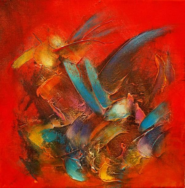 Euforia by Vivian Calderon Bogoslavsky