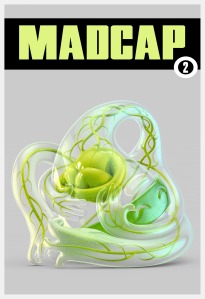 Madcap 2 Cover with Border
